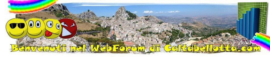 Caltabellotta On Web - Web Forum